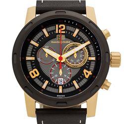Buech & Boilat Baracchi Men's Chronograph Watch