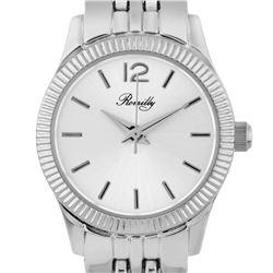Romilly Bancroft Ladies Watch, Silver Bracelet, Silver Dial