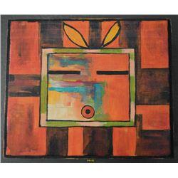 SOUTHWEST WOODEN BOX (PATRICIA CARROLL)