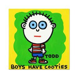 Boys Have Cooties by Goldman Original