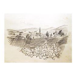 Santenay, Burgundy by Ensrud Original