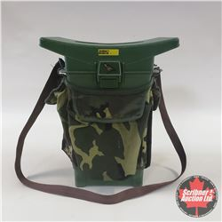 "Hunter Seat - Camo ""Woodstream"""