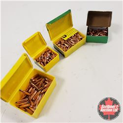 Partial Boxes of Bullets (25cal & 22cal)