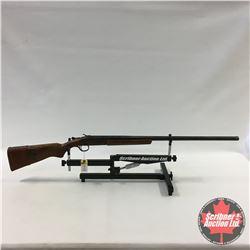 Rifle : S/N# 4924