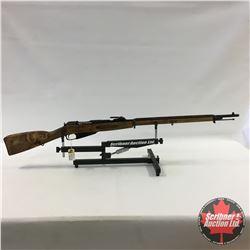 Rifle : S/N# 22102