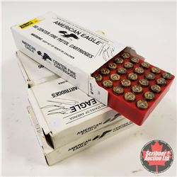 5 Boxes of Brass (45 Auto)