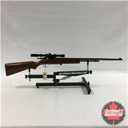 Rifle : S/N# 3600698