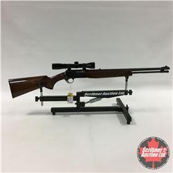 Rifle : S/N# 03059RP166
