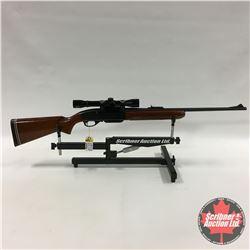 Rifle : S/N# 22729