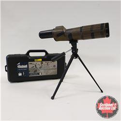 Bushnell Sentry 18-36 x 50 Spotting Scope