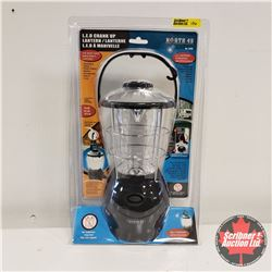 North 49 LED Crank Up Lantern