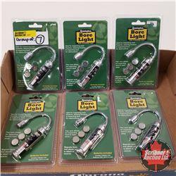 NEW SURPLUS : Remington Bore Lights (6)