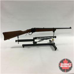 Rifle : S/N# 13236370