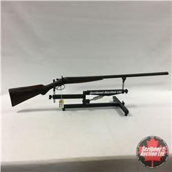 Shotgun : S/N# Not Visible