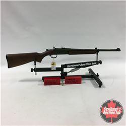 Rifle : S/N# 19558