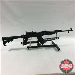 Rifle : S/N# NH567TT