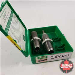 CHOICE OF 6 Reloading Die Sets: 284 Win