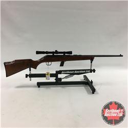 Rifle : S/N# CA045271