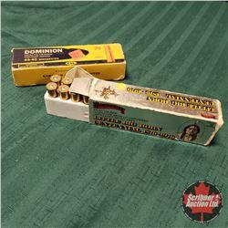 AMMO: 44-40 (2 Boxes - 20 Rnds / Box) Winchester Commemorative & CIL Dominion