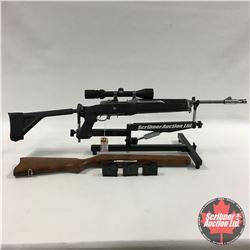 Rifle : S/N# 188-32018
