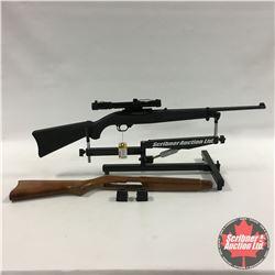 Rifle : S/N# 231-03741
