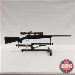 Rifle: S/N#17361ZX354