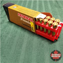 AMMO: Federal Premium 257 Roberts (+P) 120gr (1 Box: 20 Rnds/Box)