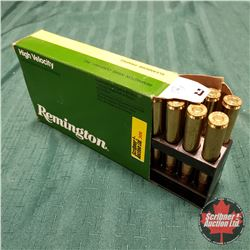 AMMO: Remington High Velocity 35 Whelen 250gr (1 Box - 20 Rnds/Box)