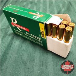 AMMO: Remington Hi-Speed 280 Remington (1 Box : 20 Rnds/Box) 165gr