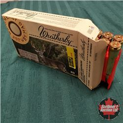 AMMO: Weatherby Ultra High Velocity .257 WBY Magnum (1 Box - 20 Rnds/Box)