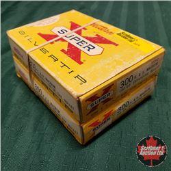 AMMO: Western Super X 300 H&H Magnum (40Rnds)