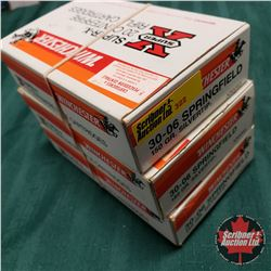 AMMO: 30-06 Springfield Reloads (60 Rnds)