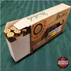 CHOICE of 2 - AMMO: Weatherby Ultra High Velocity .375 WBY Mag (20 Rnds)