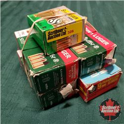 AMMO: 9mm Luger (223 Rnds)