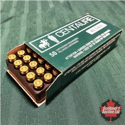 CHOICE of 4 - AMMO: Centaure Reloaded Cartridges 40S&W (1 Box - 50 Rnds/Box)