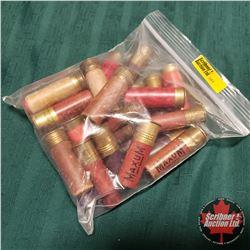AMMO: Variety of 12ga (25 Rnds)