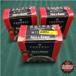 "AMMO: Federal Field & Range 12ga 2-3/4"" (65 Rnds)"