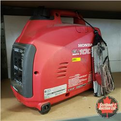 Honda 1000 Generator (Not Running)