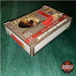 "CHOICE of 4 - NEW SURPLUS AMMO: Lightfield Wildlife Control Ammunition 12ga 2-3/4"" (1 Box - 5 Rnds/B"