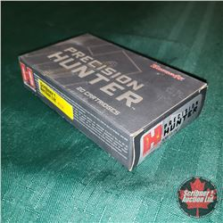 CHOICE of 3 - NEW SURPLUS AMMO: Hornady Precision Hunter .308 Win (1 Box - 20 Rnds/Box)