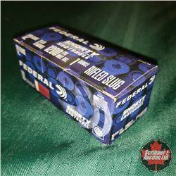 "CHOICE of 6 - NEW SURPLUS AMMO: Federal Shorty Shotshell 12ga 1-3/4"" (1 Box - 10 Rnds/Box)"