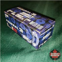 "CHOICE of 6 - NEW SURPLUS AMMO: Federal Shorty Shotshell 12ga 1-3/4"" (1 Box - 10 Rnds/Box)"