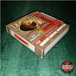 "CHOICE of 6 - NEW SURPLUS AMMO: Lightfield Nova DR Mega Blank .410ga 2-1/2"" (1 Box - 5 Rnds/Box)"