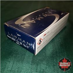 CHOICE of 5 - NEW SURPLUS AMMO: Speer Lawman 9mm Luger (1 Box - 50 Rnds/Box)