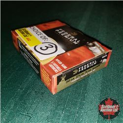 "CHOICE of 3 - NEW SURPLUS AMMO: Federal Premium Vital Shok 20ga 2-3/4"" Rifled Slug (1 Box - 5 Rnds/B"