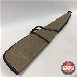 CHOICE of 18 - Soft Shell Gun Case: Light Brown Leather