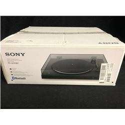 SONY STEREO TURNTABLE SYSTEM (PS-LX310BT)