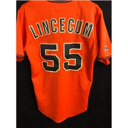 Tim Lincecum Giants Jersey (Small)
