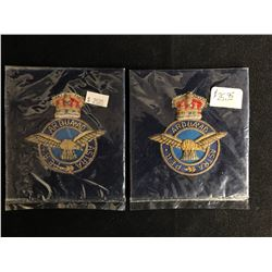 Vintage World War II Patches - Royal Air Force - Per Ardua ad Astra