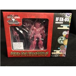 Transformers Iron Factory IF EX-05 Miko For Iron Titan Windblade